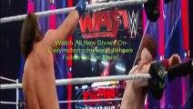 WWE RAW 4/25/16 Part 2 - WWE RAW 25th April 2016 Part 2 - WWE RAW 25-4-16 Part 2[Aj Styles Vs Sheamus Full Match]