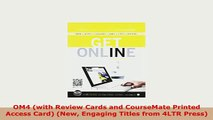 PDF  OM4 with Review Cards and CourseMate Printed Access Card New Engaging Titles from 4LTR Ebook