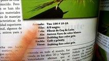 Leyendo recetas de moscas