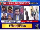 When Government declassifies Netaji's Files
