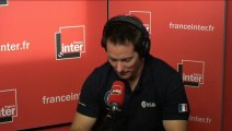 Thomas Pesquet est l'invité de Marc Fauvelle et des auditeurs de France  Inter