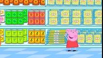 Peppa pig Castellano Temporada 1x49 Nos Vamos a la Compra|♥Peppa pig toys and Peppa pig videos♥