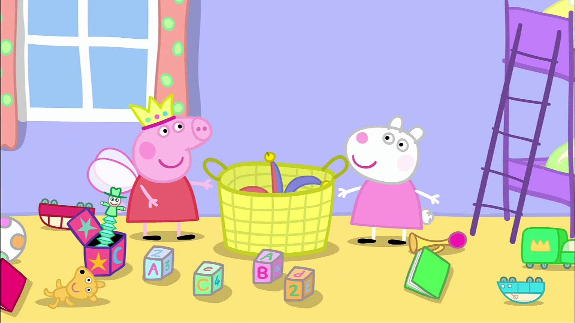 Peppa Pig S01E03 Best Friend