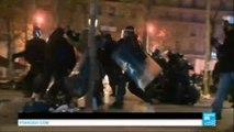 France : les manifestations contre la loi travail marquées par des violents affrontements