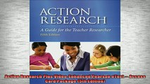 READ book  Action Research Plus VideoEnhanced Pearson eText  Access Card Package 5th Edition Full Free