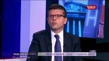 """Luc Carvounas  à propos de Hé oh la gauche: """"Ce n'est pas à Hollande de dire que ça va mieux mais aux parlementaires """""""