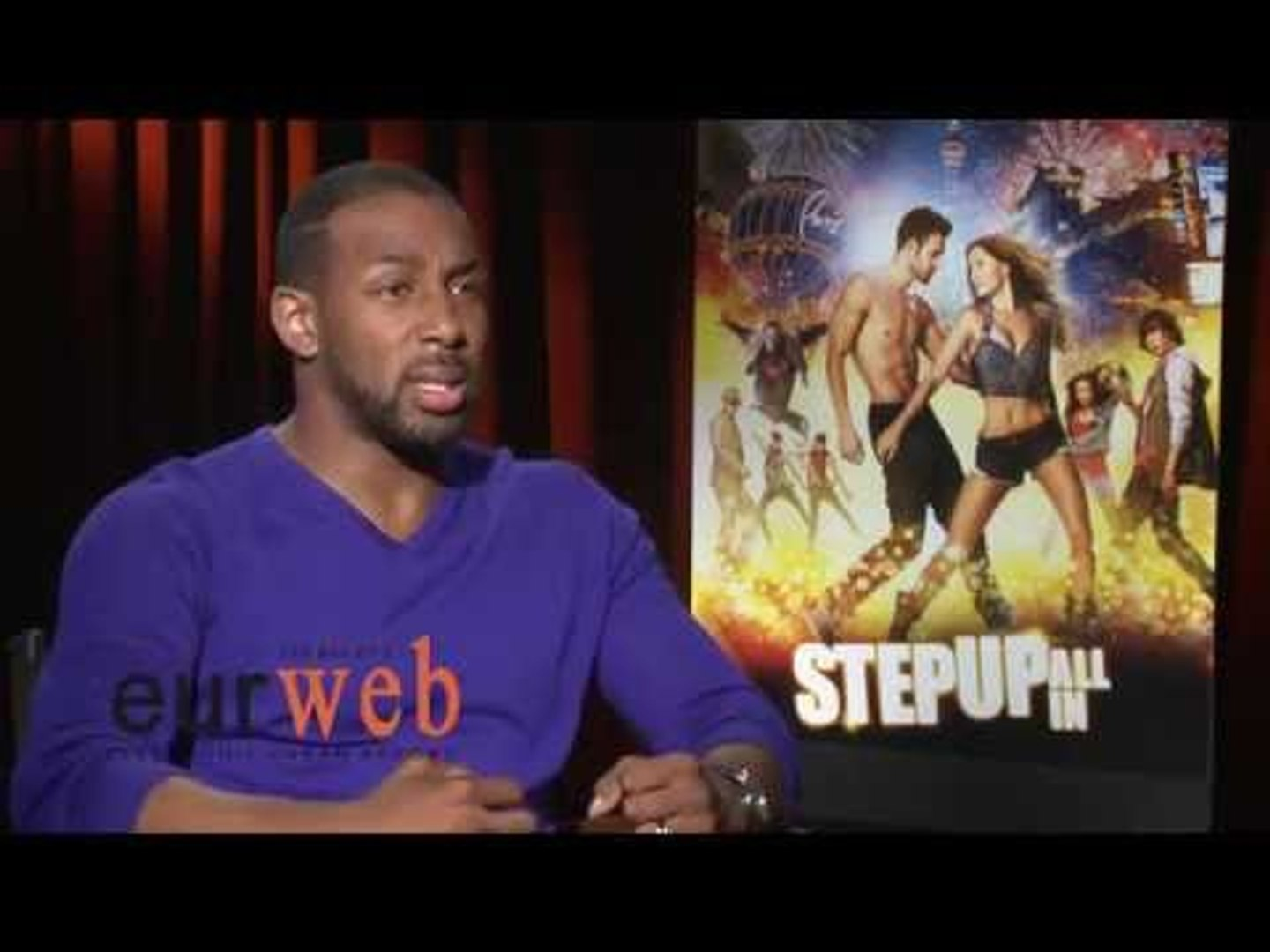 Stephen 'tWitch' Boss Talks 'Step Up All In'