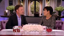Kris Jenner Show- Chris Harrison Co-hosts