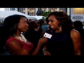 EURweb on the red carpet of 'Joe Turner's Come and Gone'