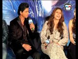 """""""I Don't Know if Ranbir-Deepika Break Palang or Not"""" SRK reply to Deepika-Ranbir"""