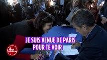Nicolas Sarkozy beaucoup (trop) d'effet aux Niçoises !