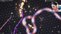 Slither.io - WORLDS BIGGEST SNAKE!!! Slither.io Gameplay (Slither.IO)