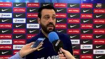 FCB Hoquei: Ricard Muñoz y Pablo Álvarez, previa Moritz Vendrell-FCB Lassa [ESP]