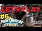 Let's Play Power Rangers Lightspeed Rescue #6 - Lightspeed Rescue (PlayStation One)