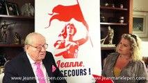 """Jean-Marie Le Pen """"irradié"""" lors de la catastrophe nucléaire de Tchernobyl"""