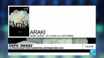 Sexe et photographie : coup d'œil sur le génial Araki, le Japonais roi du bondage