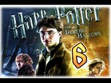 Harry Potter and the Deathly Hallows Part 1 Walkthrough Part 6 (PS3, X360, Wii, PC) Mugglers