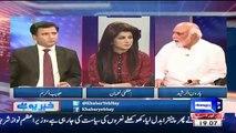 Haroon Rasheed Response That How Much Nawaz Shareef  Worried On Panama Issue