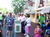 Disneyland Main Street U.S.A. WPA Dlx Day Area CLIP 07/17/07