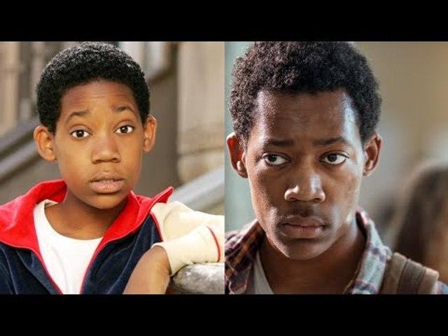 Todo Mundo Odeia o Chris Personagens Antes e Depois