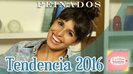 Peinados Tendencia 2016, Peinados by Brenda Caretto | ESTILO NOSOTRAS