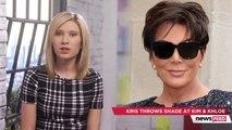 Kris Jenner Mocks Kim Kardashians 72 Day Marriage, Yells At Khloe In New KUWTK Clip