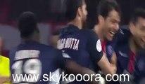 PSG vs Stade Rennes 2-0 Tous Les bute Live HD (29-04-2016)