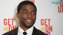 Chadwick Boseman Talks Vocal Training to Achieve Black Panther Accent
