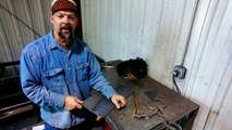 Quick Tip :How to drill holes in thick metal