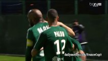 All Goals HD - Red Star 1-0 Bourg Peronnas - 29-04-2016