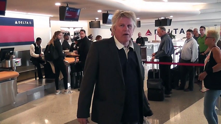 Gary Busey Stumbles Through Promotion Of New Film Candiland