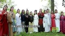 诛仙青云志 - 赵丽颖 李易峰 - 切磋武功 Legend of Zhu Xian - Zhao Li Ying, Li Yi Feng