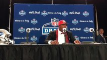 Chris Jones Kansas City Chiefs NFL 2nd Round Draft Pick Interview P2 #NFLDraft