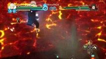 Naruto Storm Revolution: Tobirama Senju (Nidaime Hokage) Moveset Completo