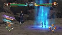 Naruto Storm Revolution: Hinata Hyuga Moveset Completo