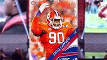 Top 10 NFL Draft 2016 pick up - NFL draft 2016 highlight - pick draft 2016 - laremy Tunsil Smooking