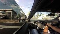 Ford Focus Rs con valvula de alivio Turbosmart bov blow off valve turbo smart