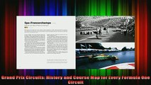 READ book  Grand Prix Circuits History and Course Map for Every Formula One Circuit READ ONLINE