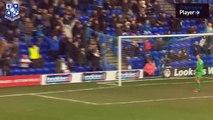 Goals: Tranmere Rovers v Torquay United (30.1.16)