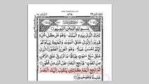 Amazing Quran Memorization and Recitation Competition