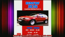 READ THE NEW BOOK   BMW X5 Limited Edition Extra 19992006  FREE BOOOK ONLINE