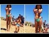 Check Out ! New Hot Bikini Babe Of Bollywood SRK Daughter Suhana Khan in Bikini Avatar