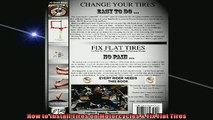 FAVORIT BOOK   How to Install Tires on Motorcycles  Fix Flat Tires READ ONLINE