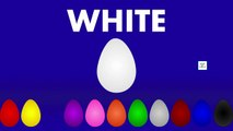 Colors for Children to Learn with Easter Eggs - Colours for Kids Coloring Easter Eggs Cartoon Animated Children Videos