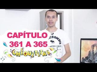 Chiquititas - Capítulo (361 - 362 - 363 - 364 - 365) - (01 - 02 - 03 - 04 - 05) /12/14 - Completo