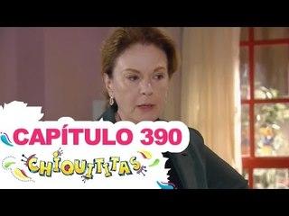 Chiquititas - Capítulo 390 - SEXTA (09/01/15)    - Completo HD - SBT