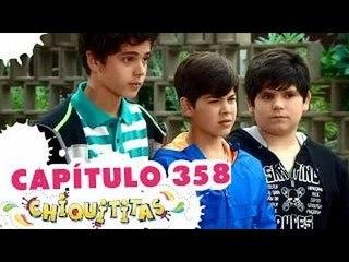 Chiquititas - Capítulo 358 - QUARTA (26/11/14) - Completo HD - SBT