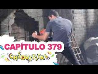 Chiquititas - Capítulo 379 - QUINTA (25/12/14) - Completo HD - SBT