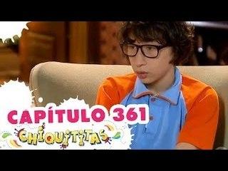 Chiquititas - Capítulo 361 - SEGUNDA (01/12/14) - Completo HD - SBT