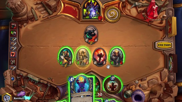 Hearthstone Old God Shaman Deck -5